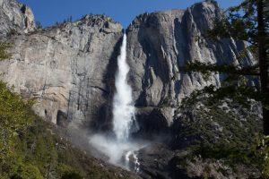 yosemite falls top