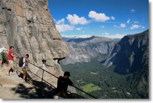 yosemite falls overlook