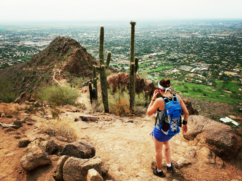 cholla trail