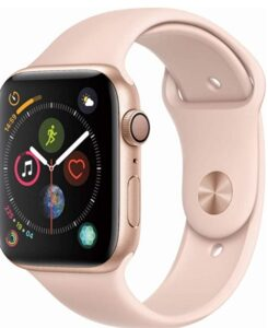 pink apple watch