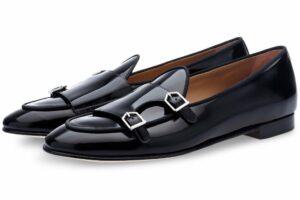 monk strap loafer