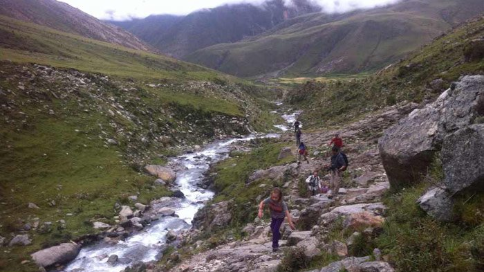 ganden to samye trek