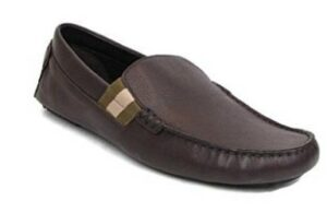 gucci chocolate loafer