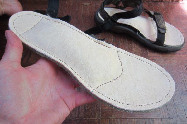 orthotic sandal inserts