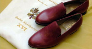 pope's loafers