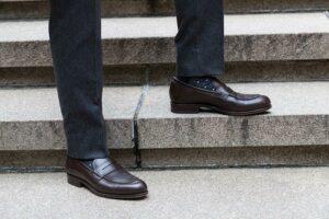 dress loafer