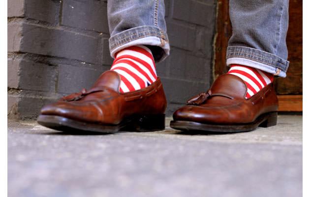 Tassel Loafer 2 Socks Best Walking Shoe Reviews