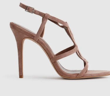 dress sandals with heel