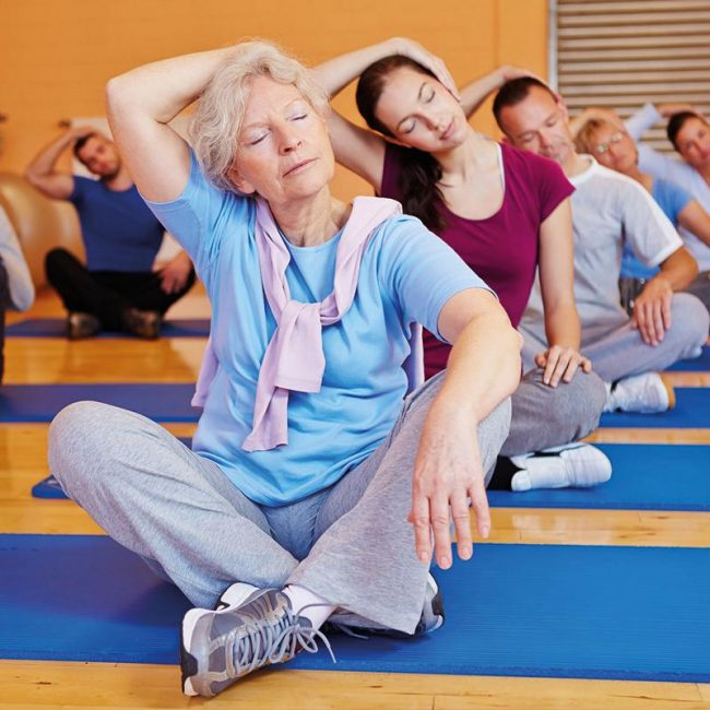 best stretches for seniors guide