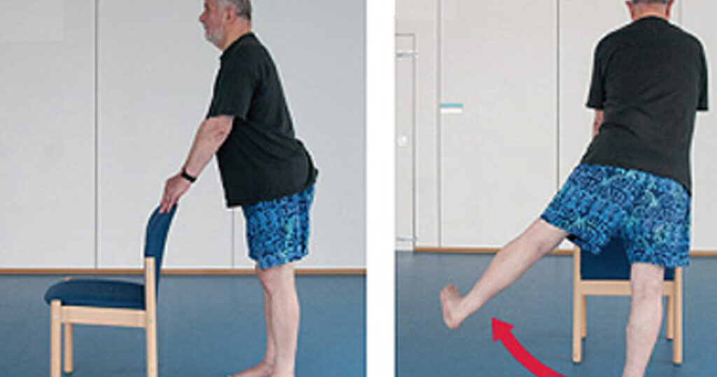 hit stretches for seniors