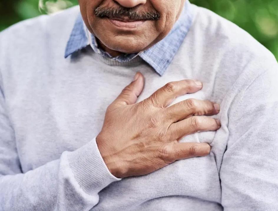 man vascular disease
