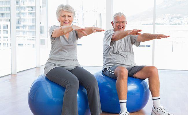 stretch routine seniors